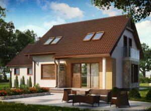 Проект дома-423