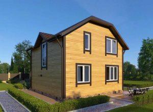 Проект дома-592