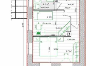 Проект дома-361