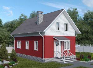 Проект дома-362