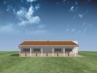 Проект гаража-235
