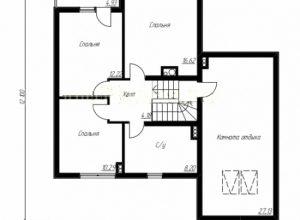 Проект дома-495