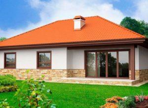 Проект дома-483