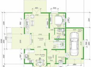 Проект дома-728