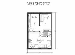 Проект дома-452