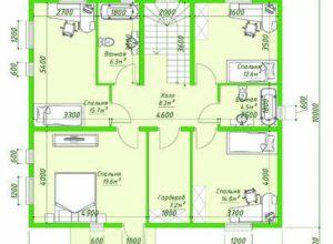 Проект дома-704