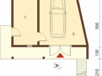 Проект гаража-90