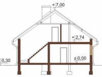Проект гаража-233