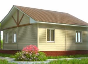 Проект дома-375