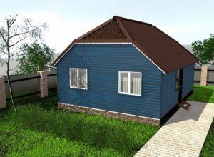 Проект дома-359