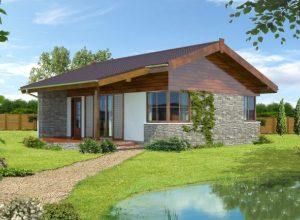 Проект дома-437