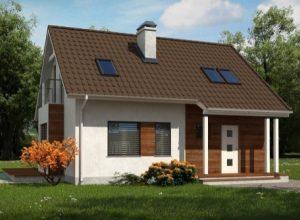 Проект дома-264