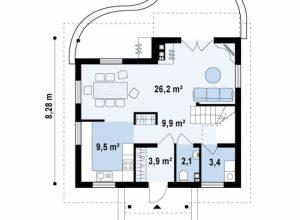 Проект дома-283