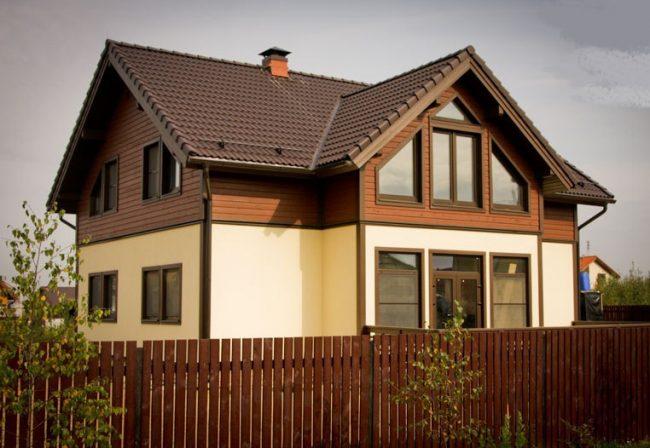 Проект дома-412