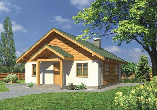 Проект дома-332