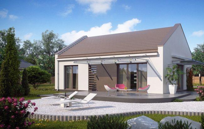 Проект дома-310