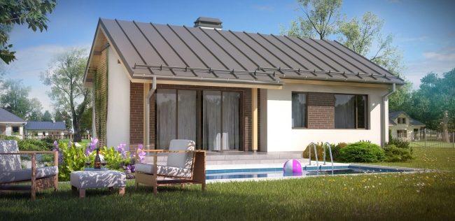 Проект дома-299