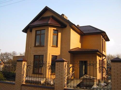 Александр Пономарев - кирпичный дом